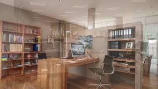видео Оформление оконного пространства: 6 актуальных способов