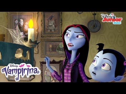 Frightfully Clean | Music Video | Vampirina | Disney Junior