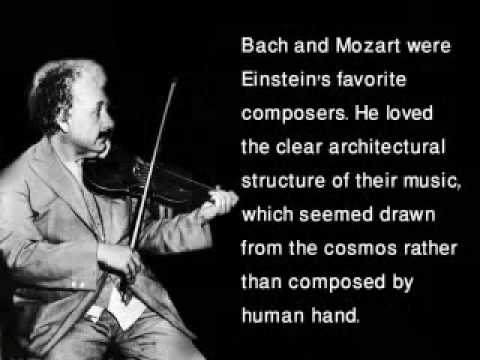 Einstein and Music