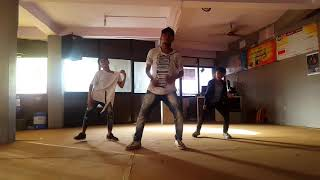 Zingaat song dance choreography by Ram pandi (from I rock crew)