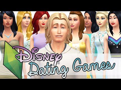 Disney Princess Speed Dating - My Cute Games