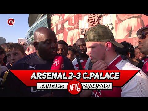 Arsenal 2-3 Crystal Palace | Unai Emery Got The Team Selection ALL WRONG!