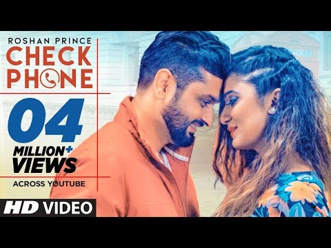 """Roshan Prince"": Check Phone (Official Video Song) TigerStyle 