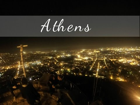 Athens, Greece 4K