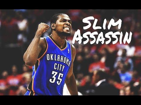 Kevin Durant- Slim Assassin- 2016 Thunder Tribute Mix [HD]