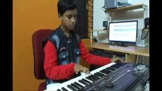 Flute Kick played by Shashank Balaji
