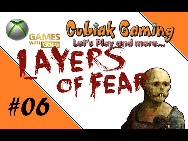 MEIN FREUND DER ROLLSTUHL ★ Let's Play Layers of Fear #06