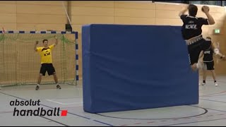 Handball position training for backcourt players (1)