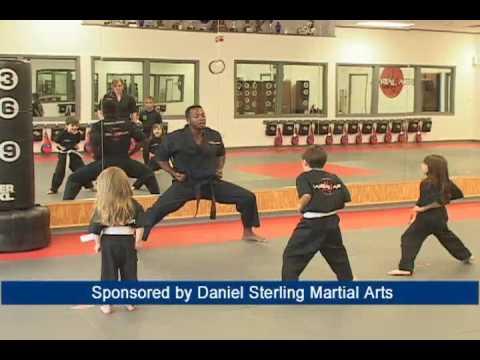 Daniel Sterling Martial Arts