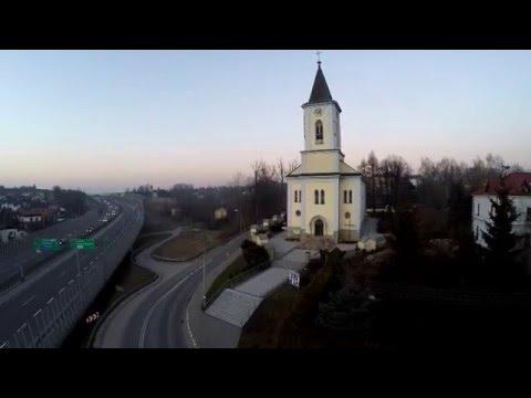 Bielsko-Biała Lipnik, Nad dachami