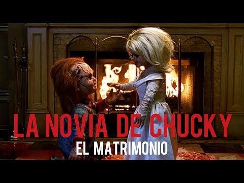 La novia de Chucky parte 3-Fandub Parodia-EddieMew