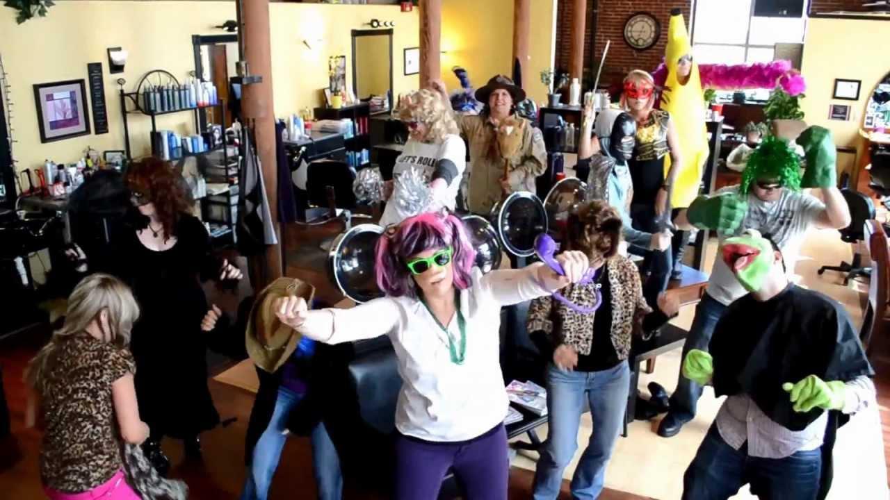 Harlem Shake Merlins Ultimate Images Hair Nail Salon Manchester