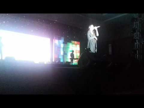Ashilla Menyanyikan Lagu Kali Kedua yang diPolulerkan Raisa