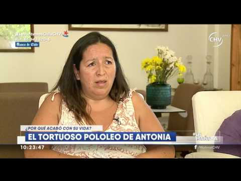La Pesadilla de Antonia:  la joven que se lanzó del piso 13 - LA MAÑANA
