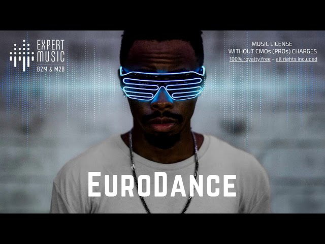 Licensed music for business - Eurodance Top (part 1)