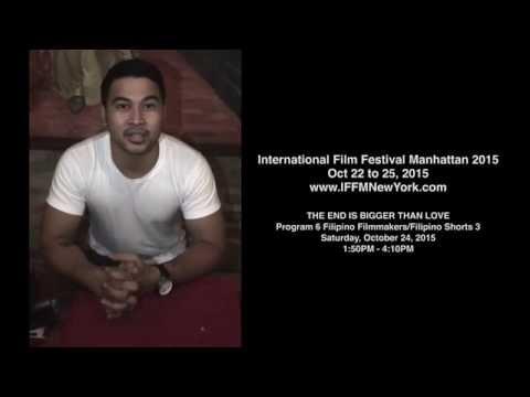 THE END IS BIGGER THAN LOVE Promo International Film Festival Manhattan 2015  IFFMNYC2015
