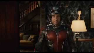 Человек-муравей Смотрите трейлер нового фильма «Человек-муравей»
