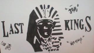 how to draw   LASTKINGS