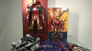 1/4 scale Mark 43 Iron Man by Hot Toys from Age of Ultron