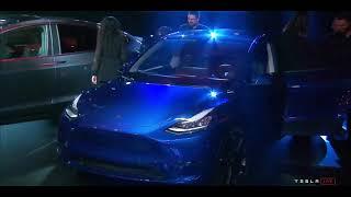Обзор Tesla Model Y после тест драйва Алексей Еремчук