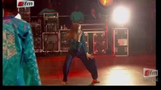 Abagail Fritz & Youssou N'Dour, Bercy Arena, Paris