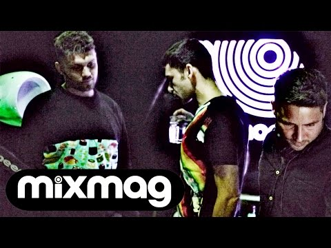 FUSE in The Lab LDN: Enzo Siragusa, Rossko & Rich NXT