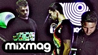 FUSE in The Lab LDN: Enzo Siragusa, Rossko \u0026 Rich NXT
