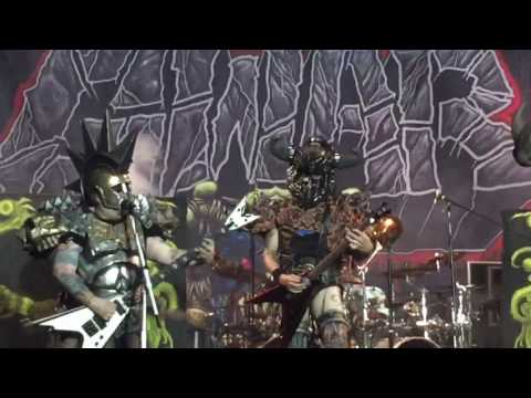 Gwar Fuck This Place live at the Vans Warped Tour 2017 Phoenix Az