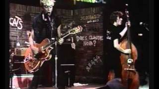 Stray Cats - Fishnet Stockings!!! Live Rockpalast 1981 (good quality)