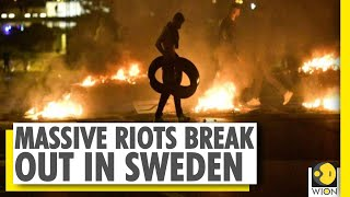 Sweden Riots | Hundreds protest against anti-Islamic activities | World News | WION News