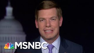 Rep. Eric Swalwell: 'I'm Pissed Off' At President Trump Defying Rule Of Law   The Last Word   MSNBC