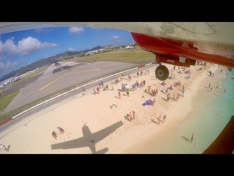 Caribbean Mooney Flying #2.4 - Beef Island to St Martin