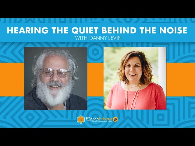 A time to Listen: Webinar with Danny Levin