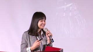 在自己選擇的道路上收穫最美的風景Wendy 豬豬隊友2020 TEDxNCCU《17mm》 | Wendy Kang | TEDxNCCU