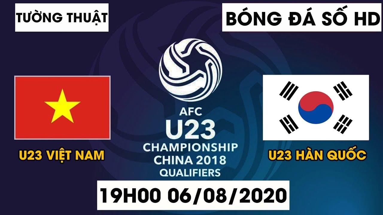 U23 Việt Nam - U23 Hàn Quốc | FULL | Khởi Đầu Khó Nhọc Hành Trình Vĩ Đại Làm Cả Châu Á Sững Sờ