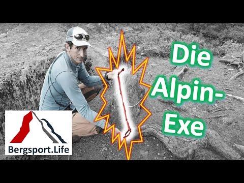 Die Alpin-Exe, verlängerbare