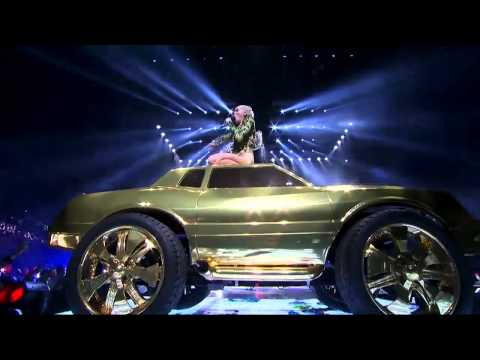 Miley Cyrus - Love Money Party (Live From Miami)