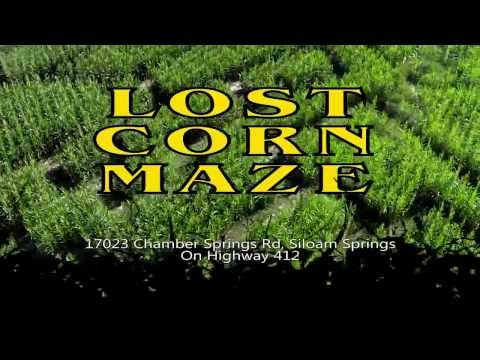 The Lost Corn Maze 30 Sec commercial
