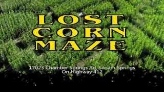 The Lost Corn Maze 30 Sec Commercial