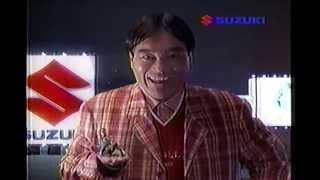 1999年ごろのスズキのクルマのCMです。きたろうさんが出演されてます。...