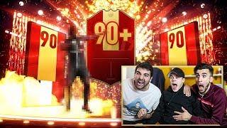 😍 HO SCULATO di NUOVO! 90+ nel PLAYER PICK!!! - PREMI FUT CHAMPIONS & DIVISION RIVALS | FIFA 19 ITA