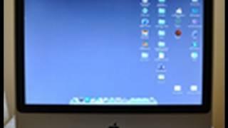 Macworld Video: Make your iMac glossy screen matte