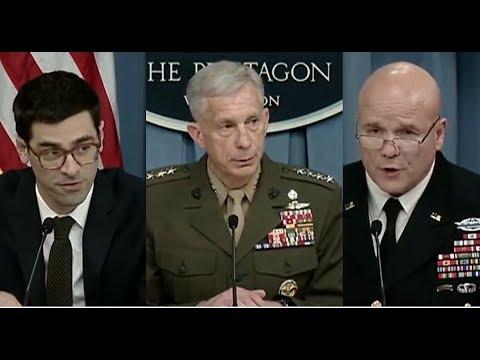 9 Soldiers KIA: Defense Briefing on Oct 4th Ambush In Niger Investigation Results.