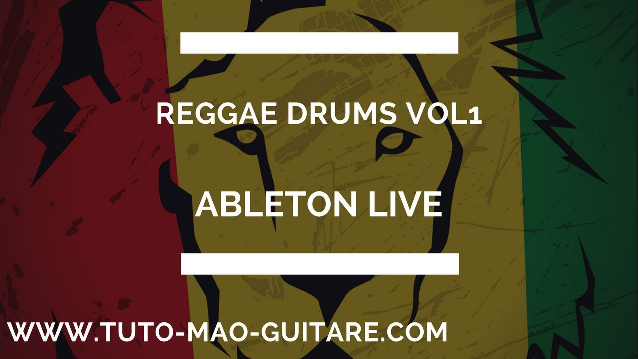 Reggae Drums Vol 1