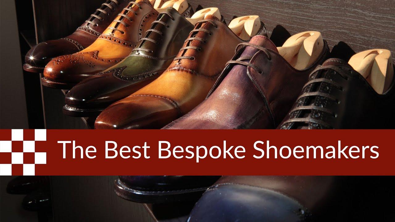 Best Bespoke Shoemakers in the World