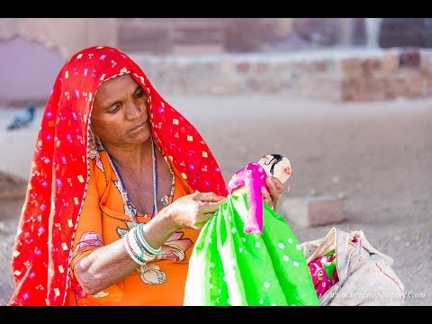 Vlog Day 1 - The Sights and Sounds of Jodhpur