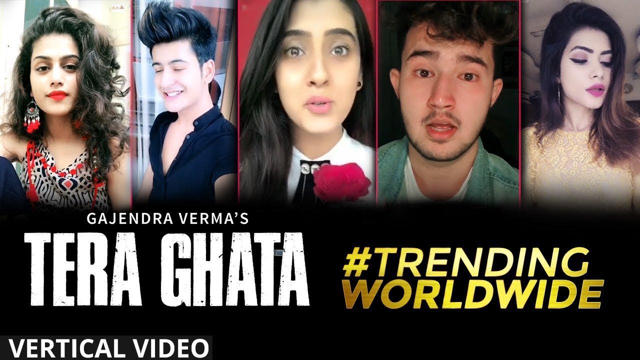 Tera Ghata | Gajendra Verma | Trending Worldwide | Vertical Video