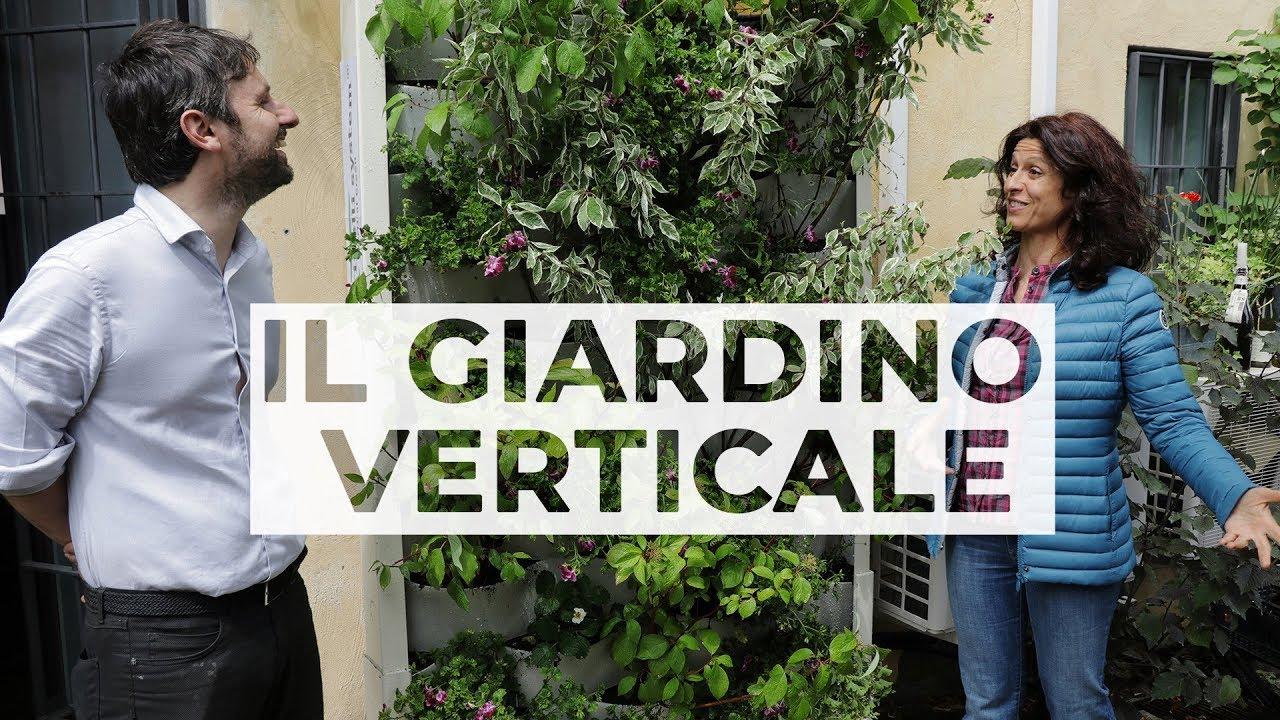 Giardini Verticali Fai Da Te come realizzare un giardino verticale fai da te 🌱 | giardinaggio