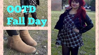 OOTD | Mad for Plaid Thumbnail