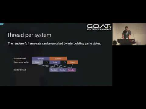 GCAP 2016: Parallel Game Engine Design - Brooke Hodgman